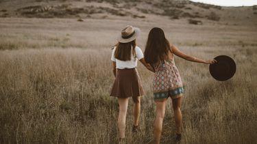 vrienden onmisbaar