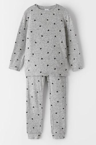 warme pyjama van Zara