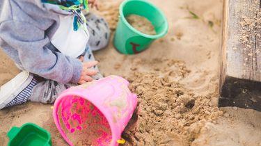 kinetisch zand maken