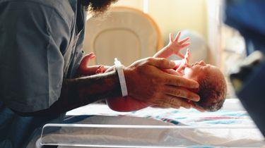 vader bevalling