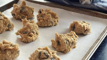 cookie dough recept van Ben & Jerry's