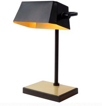Mooie bureaulamp van Flinders als valentijnscadeau voor hem