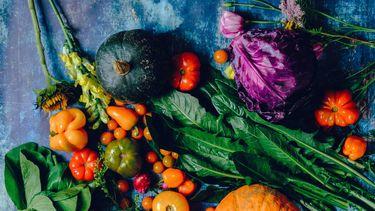 Allerlei gezonde groenten die voor een mooie huid zorgen
