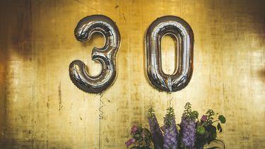 dertigste verjaardag