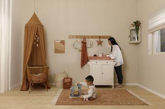 Kinderkamer ingericht met verschillende producten van Little Dutch