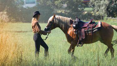Waarom vrouwen van paarden houden