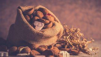 Een zak met pepernoten en het Sinterklaas geheim