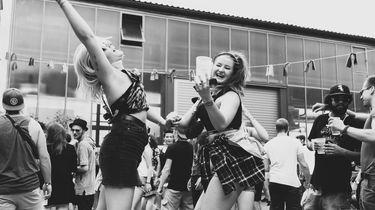 meiden die dansen