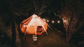 pop-up campings