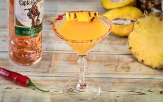 zomers cocktail recept van barman victor